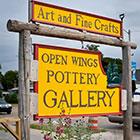Open Wings Pottery