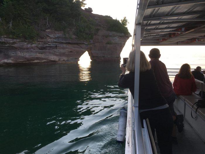 Grand Island Dinner cruise