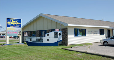 Munising Visitor Information Center