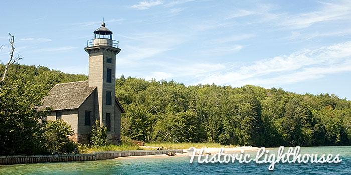 Munising Lighthouses