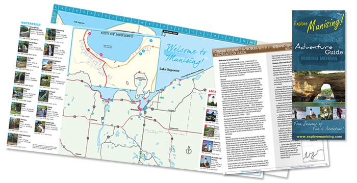 Munising travel and adventure guide