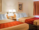 Cherrywood Lodge hotel room