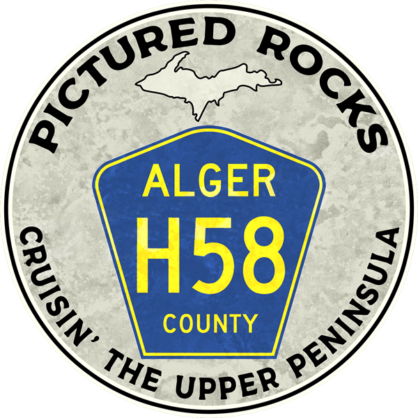 H58 decal