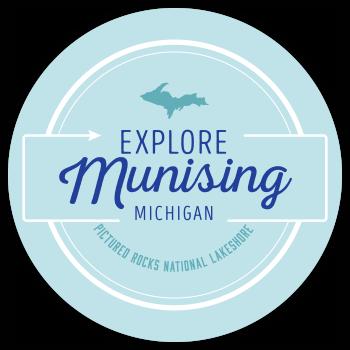Explore Munising magnet
