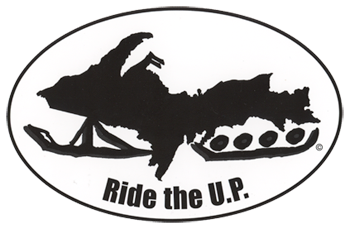 Ride the U.P. snowmobile