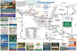 Munising map