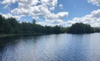 Otter Lake near Munising